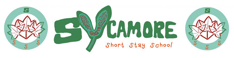 Sycamore Short Stay School Logo